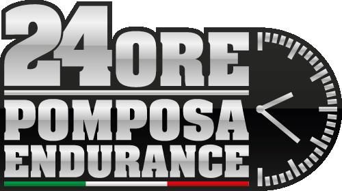 Logo 24 ore di Pomposa