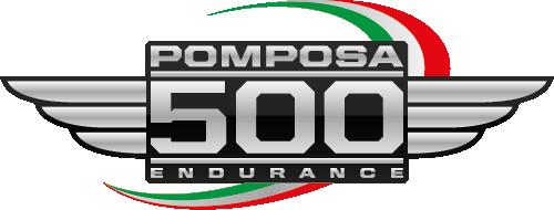 Logo 500 miglia di Pomposa