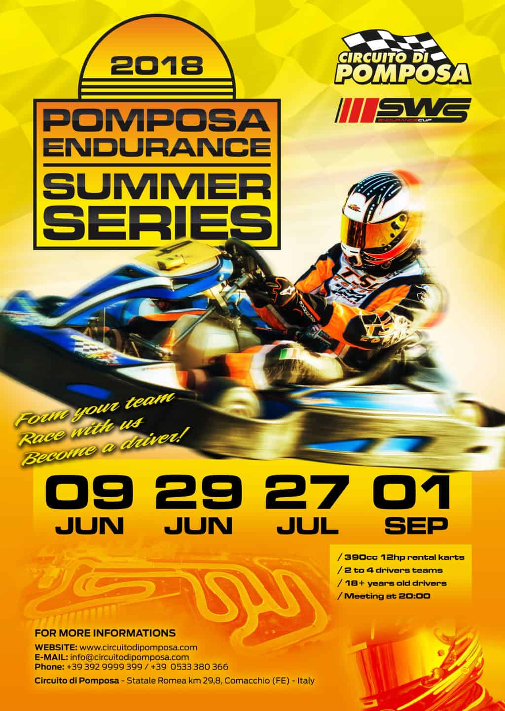 Summer Series - Locandina