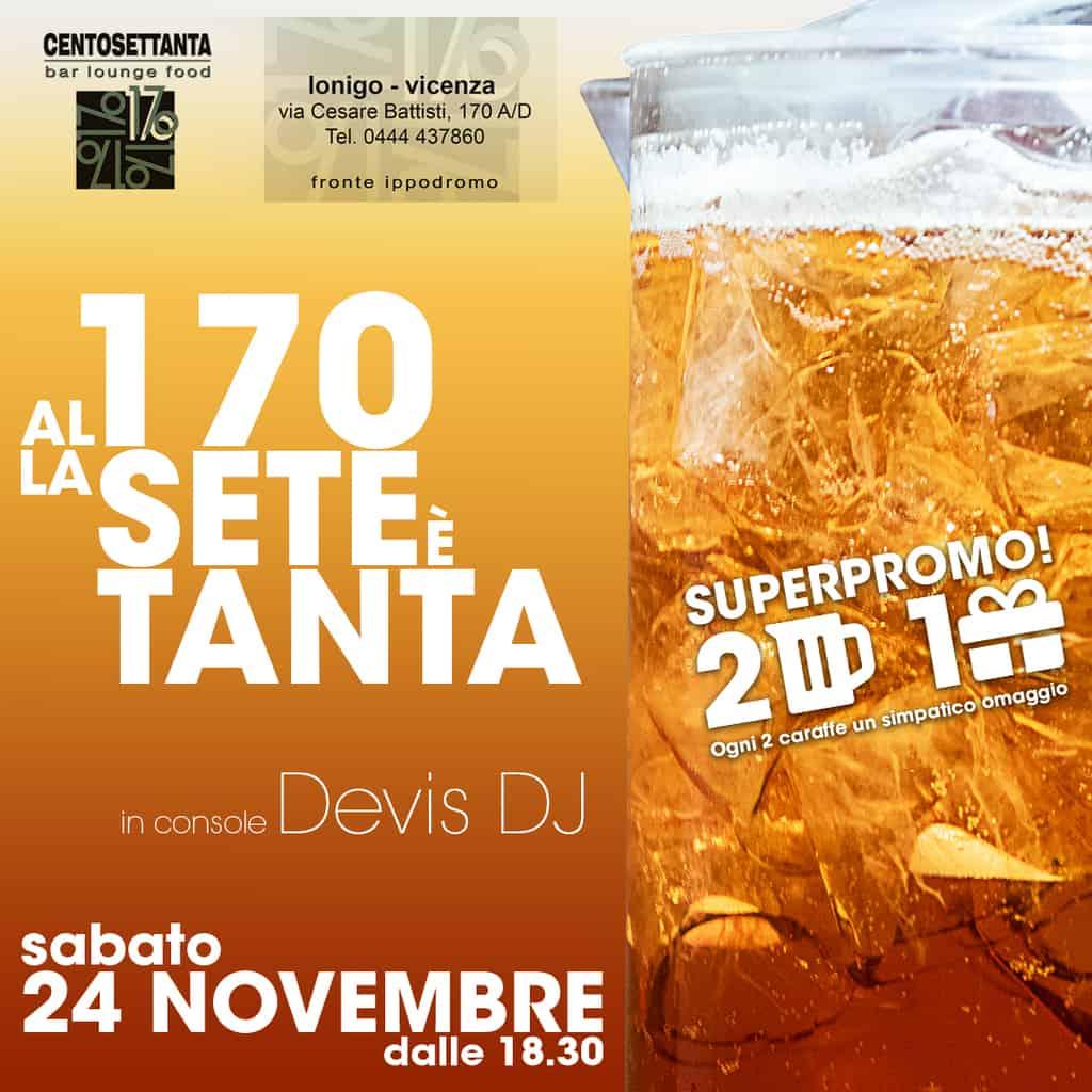 Locandina 170 Devis DJ
