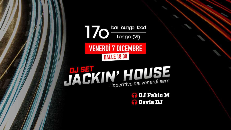 Locandina 170 Jackin' House