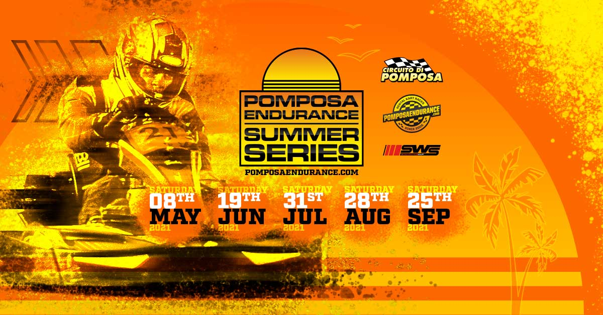 Copertina Facebook Pomposa Endurance Summer Series